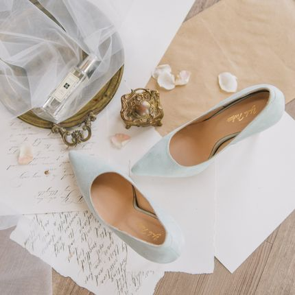 """Свадебные туфли """"Тиффани"""""""