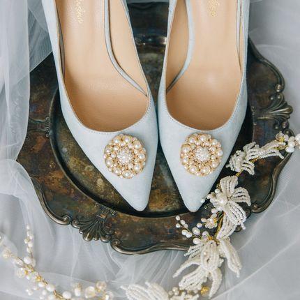 """Свадебные туфли Одри"""""""