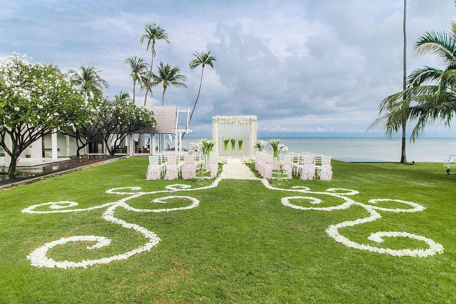 Фото 17636228 в коллекции Свадьба на Самуи от агенства WedTour.ru - Цены на свадьбы на 2018 и 2019 год - Свадебное агентство WedTour