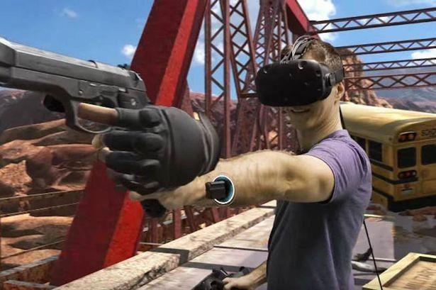 Аттракцион виртуальной реальности