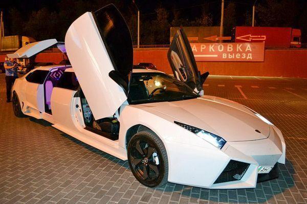 Аренда лимузина Lamborghini Reventon, 1 час