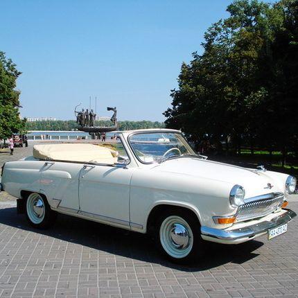 214 Кабриолет Volga GAZ-21 cabrio в аренду