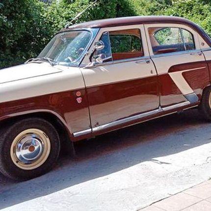 226 Volga Gaz 21 прокат аренда ретро