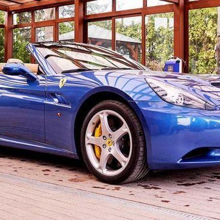 351 Ferrari California 2012 год аренда спортивных автомобилей