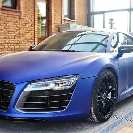 347 Audi R8 2013 год аренда спортивных автомобилей
