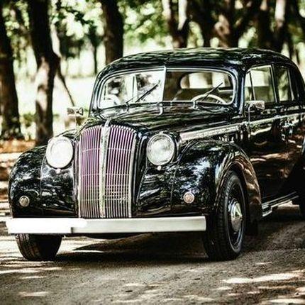 075 Opel Admiral прокат аренда ретро авто