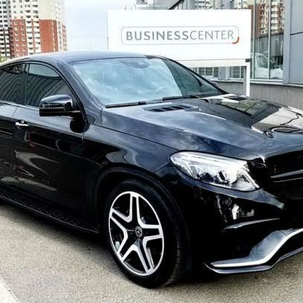 201 MERCEDES GLE COUPE 43 AMG прокат