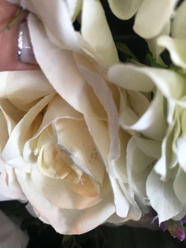 грязные искусственные цветы - фото 17646928 igulibraeva
