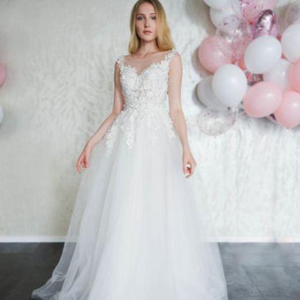"""Свадебное платье """"Клеопатра"""""""