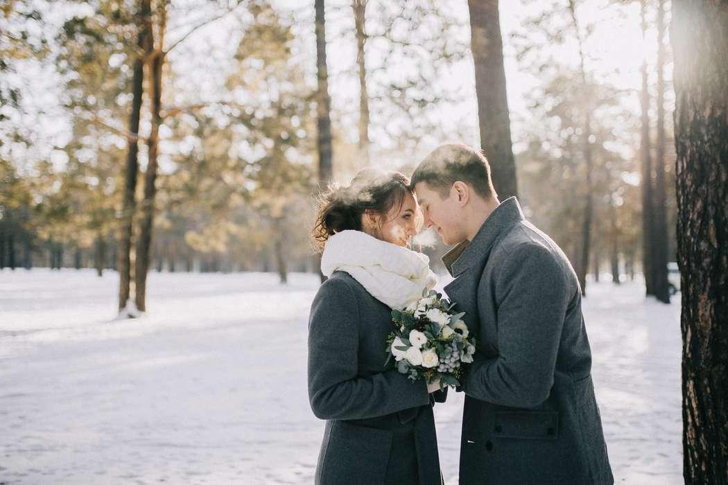 Фото 17658188 в коллекции Зимняя свадьба Леши и Саши - Организатор и координатор Новикова Алёна