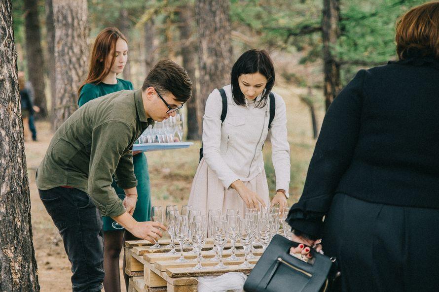 Фото 17658298 в коллекции Свадьба в летнем лагере в стиле Бохо Саши и Ульяны. - Организатор и координатор Новикова Алёна
