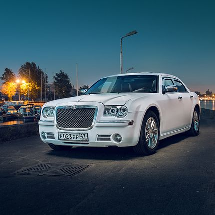 Аренда авто Chrysler 300C
