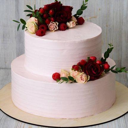 Бисквитный торт, 1 кг
