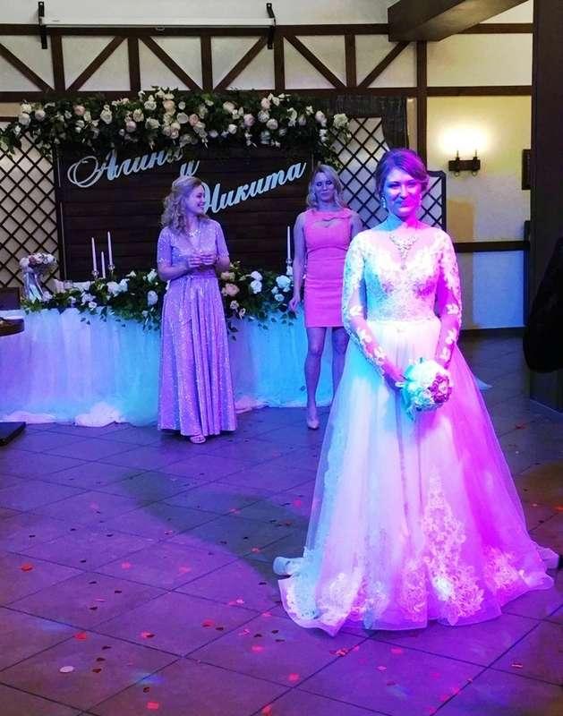 """Фото 18990626 в коллекции Алина и Никита. 3.08.2019. Mint Wedding. - Студия декора """"Белая Королева"""""""