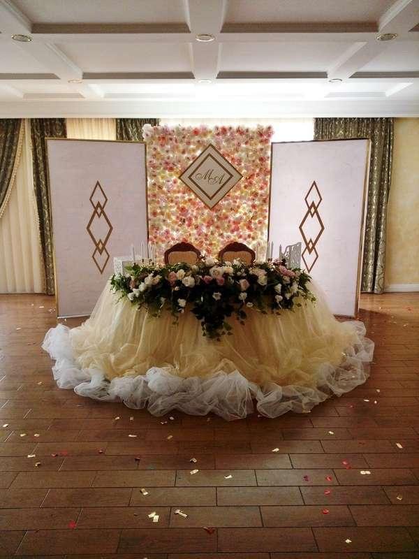 """Фото 19048702 в коллекции Алина и Михаил. 6.09.2019. Golden Wedding. - Студия декора """"Белая Королева"""""""