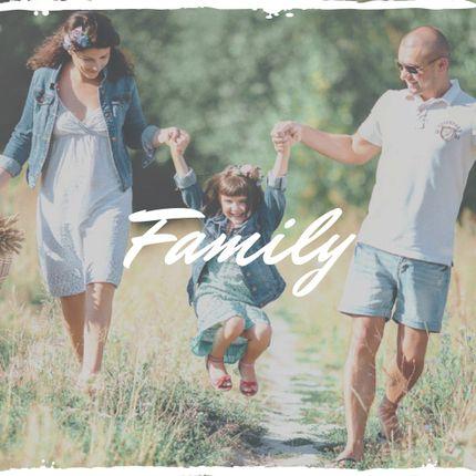 "Семейная фотосъёмка - Пакет ""Family"""