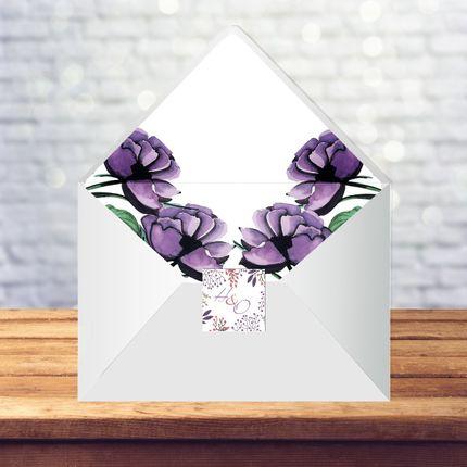Конверт из дизайнерской бумаги, цена за 1 шт