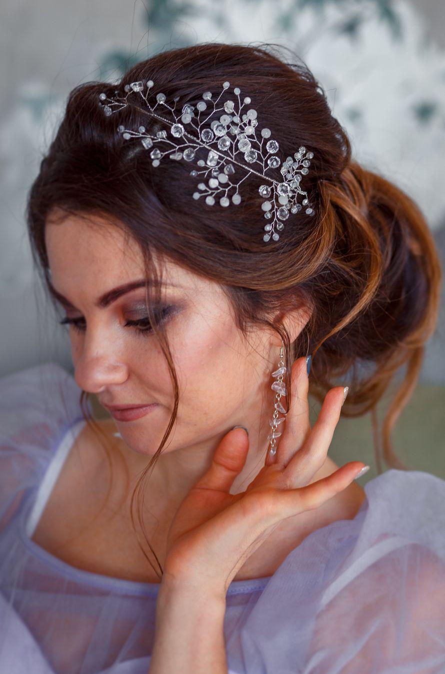 Фото 17753386 в коллекции Тиара, корона - Свадебные украшения Анны Морозовой