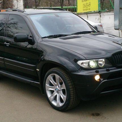 BMW X5, 1 час