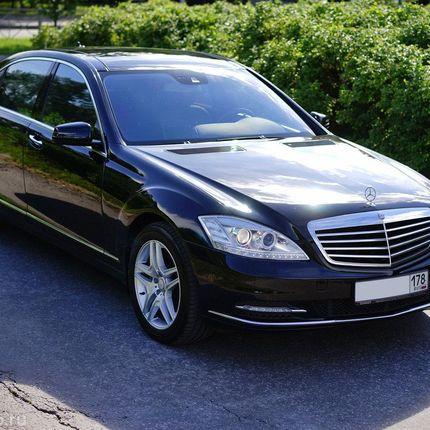 Аренда Mercedes-Benz S500 w221