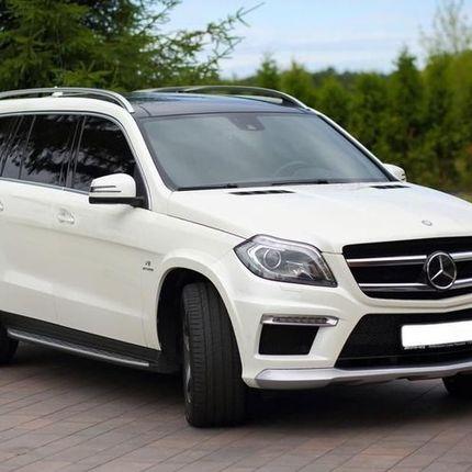 Аренда Mercedes-Benz GL 500