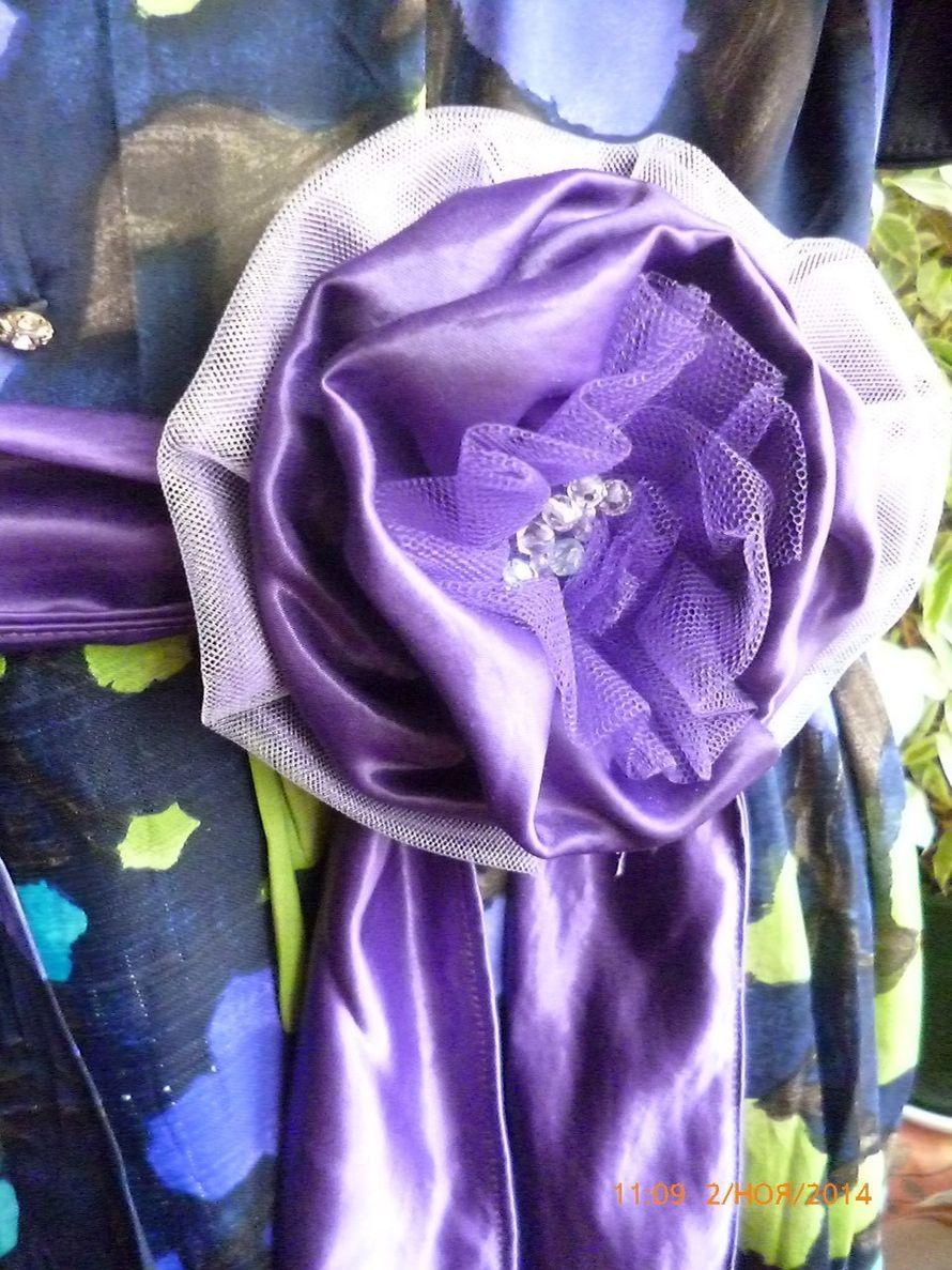 """Фото 6759124 в коллекции цветы из ткани - Студия дизайна""""Creative office Tosya arS"""""""