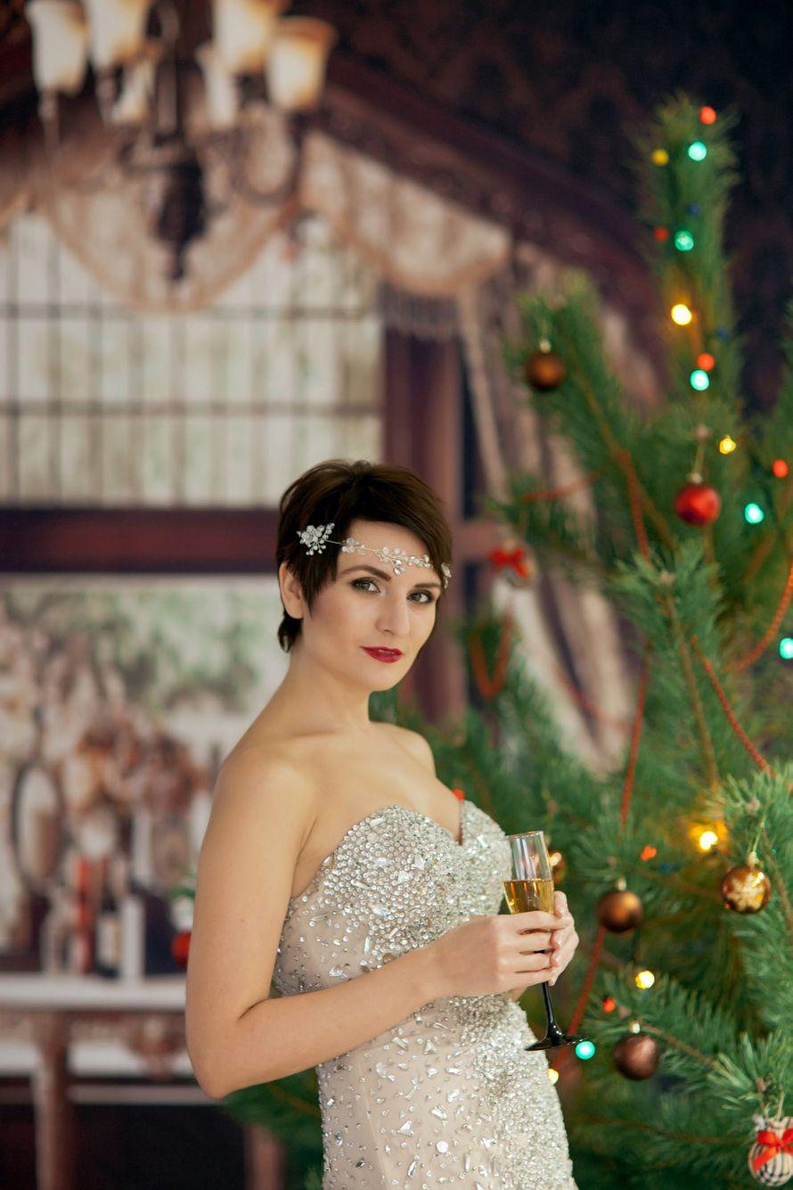"""Фото 17761402 в коллекции Свадебные украшения - Мастерская аксессуаров """"Vv-vermena"""""""