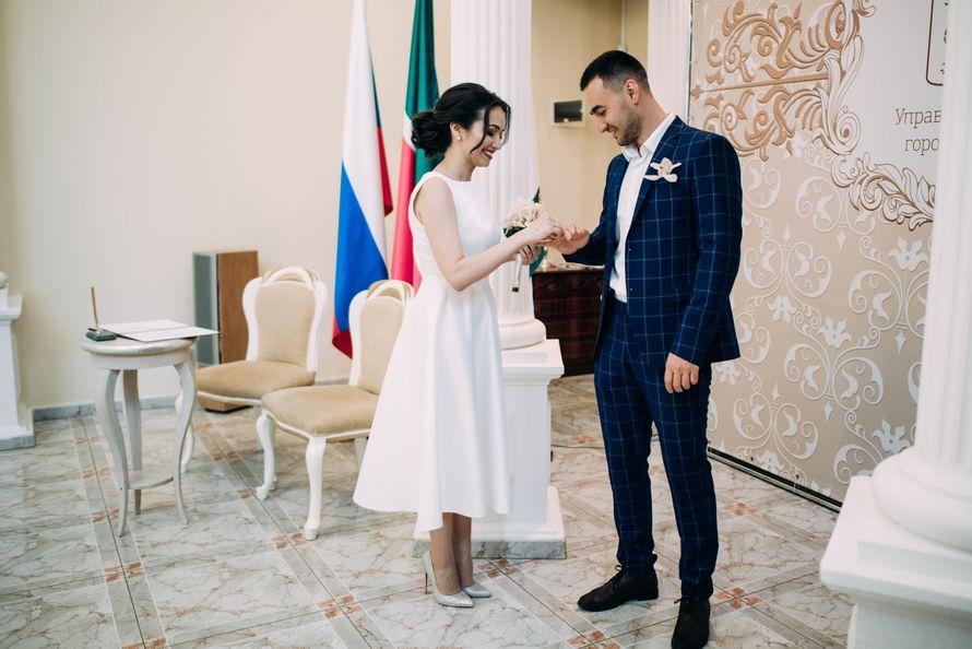 Фото 17763934 в коллекции Обручальные кольца на заказ - Ювелирная студия Dasaev