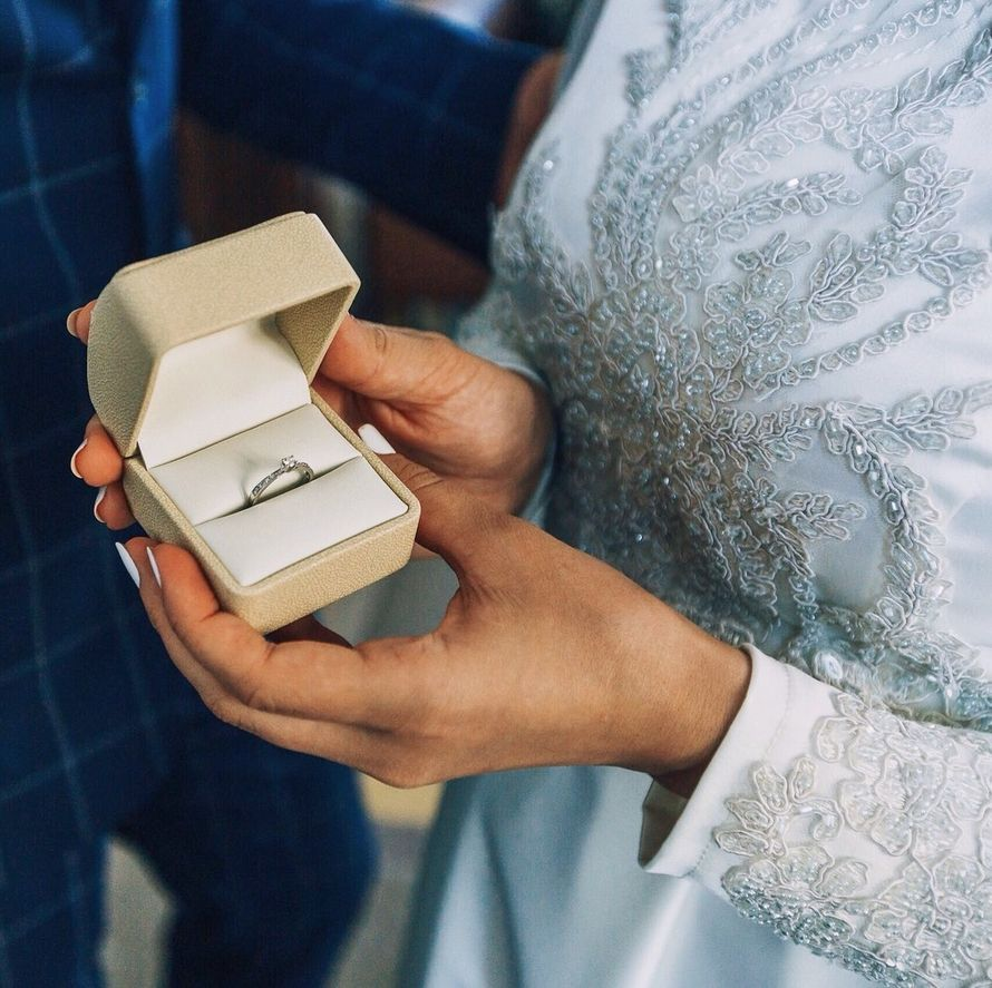 Помолвочное кольцо на заказ