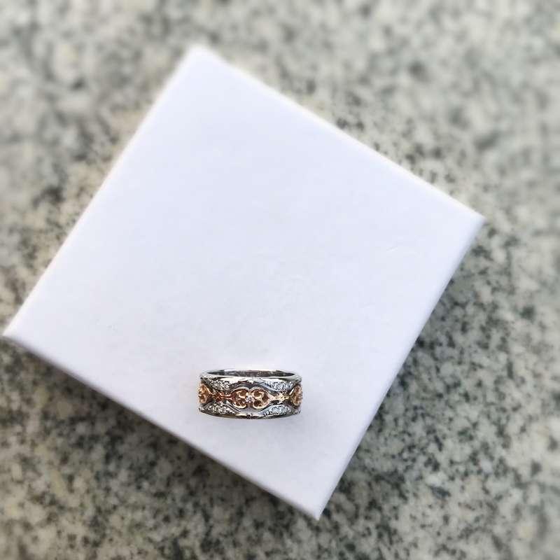 Фото 17765012 в коллекции Обручальные кольца на заказ - Ювелирная студия Dasaev
