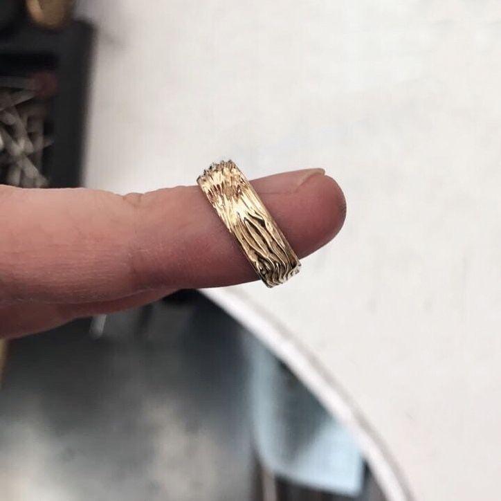 Фото 17765016 в коллекции Обручальные кольца на заказ - Ювелирная студия Dasaev