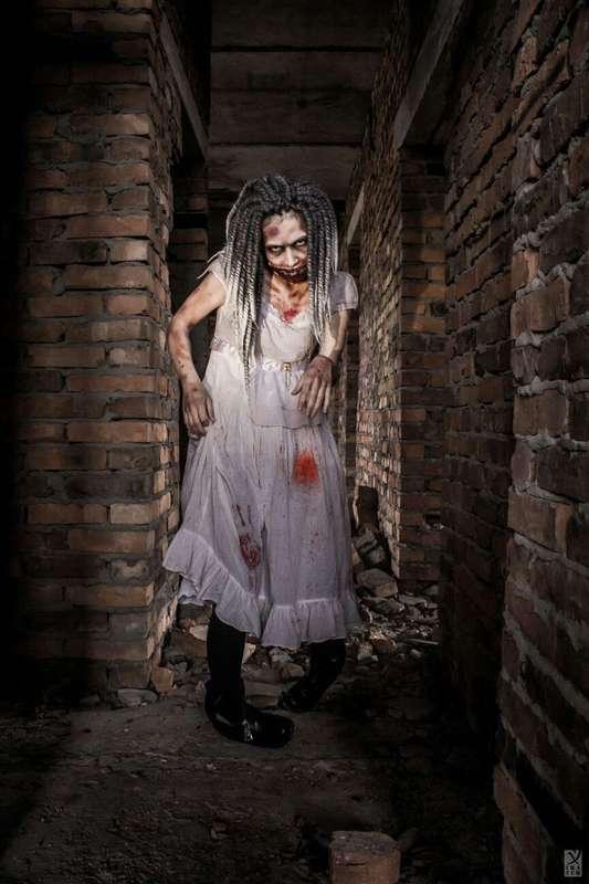 ужасы хэллоуин тюмень - фото 17778094 Мягкий театр Пижама