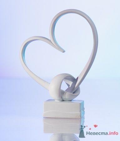 Сердце - фото 53555 RosyDog – свадебные аксессуары из Америки и Европы