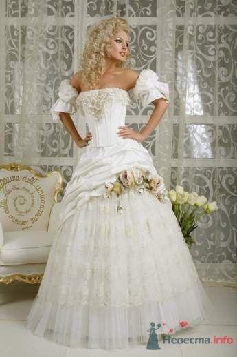 Фото 57110 в коллекции Свадебные платья и не только. - Аджи Бибер