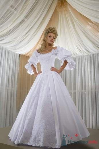 Фото 57119 в коллекции Свадебные платья и не только. - Аджи Бибер