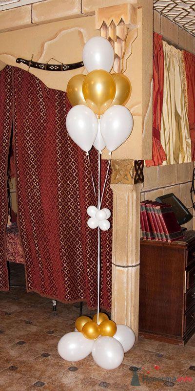 Фото 77692 в коллекции Оформление воздушными шарами - Невеста01