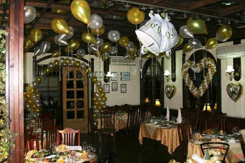 Фото 77693 в коллекции Оформление воздушными шарами - Невеста01