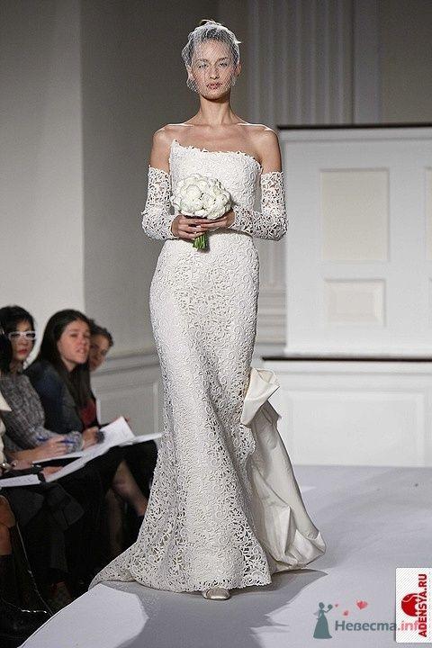 Фото 55045 в коллекции Свадебные платья