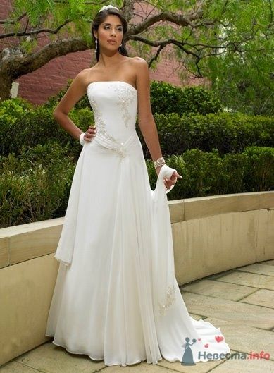 Фото 55182 в коллекции Свадебные платья