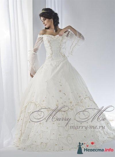 Фото 55948 в коллекции Свадебные платья