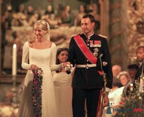 Фото 57717 в коллекции Свадьбы монархов - Incognito