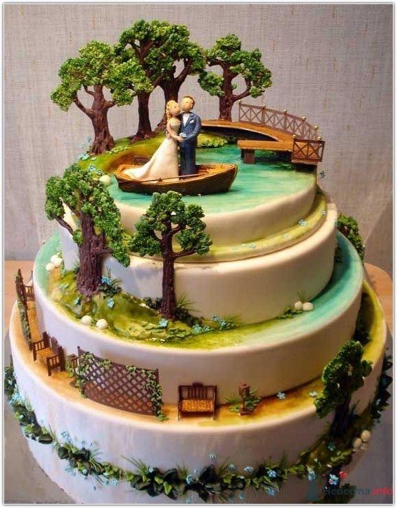 Фото 67187 в коллекции Интересные и необычные торты - Incognito