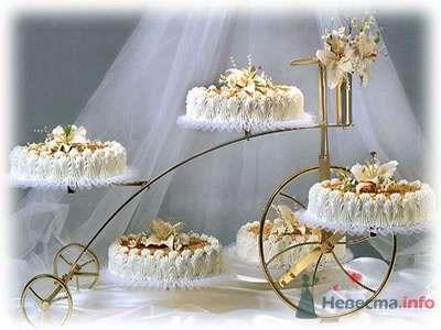 Фото 67192 в коллекции Интересные и необычные торты - Incognito