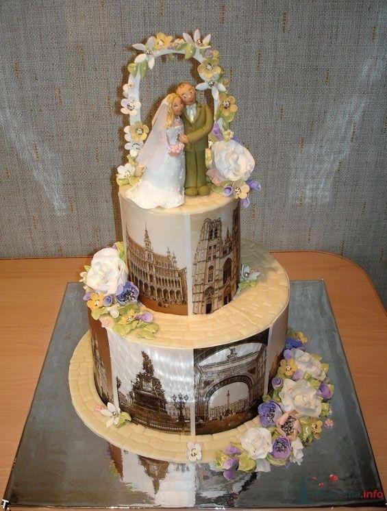 Фото 67200 в коллекции Интересные и необычные торты - Incognito