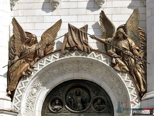 Фото 71182 в коллекции Храм Христа Спасителя - Incognito