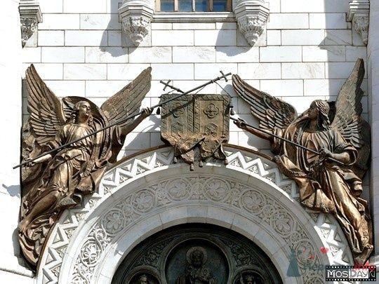 Ангелы с церковными хоругвями - фото 71190 Incognito