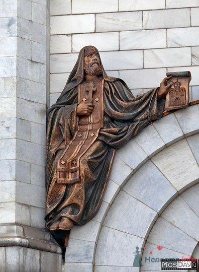 Фото 71227 в коллекции Храм Христа Спасителя - Incognito
