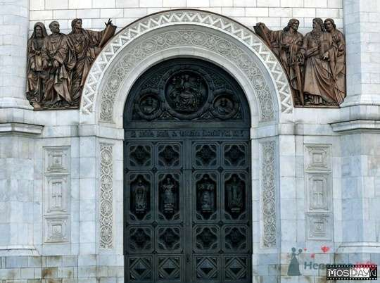 Фото 71230 в коллекции Храм Христа Спасителя - Incognito