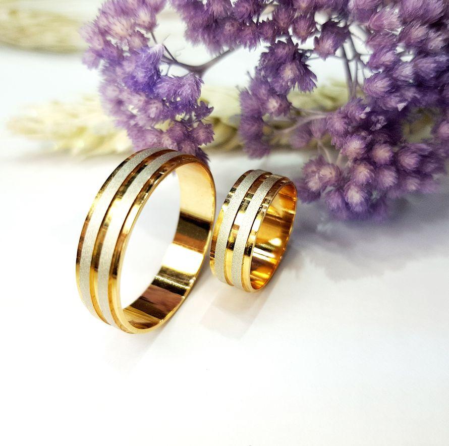 Фото 17781626 в коллекции Обручальные кольца - Ювелирный салон Золотой Век