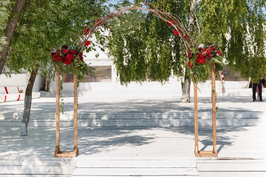 """Фото 18469870 в коллекции Шатер """"Pirogovo-Event"""" - Flowerwave decor - оформление и декор"""